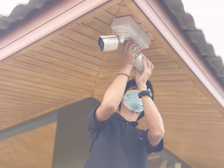 ติดตั้งกล้องวงจรปิดนครปฐม Msc CCTV