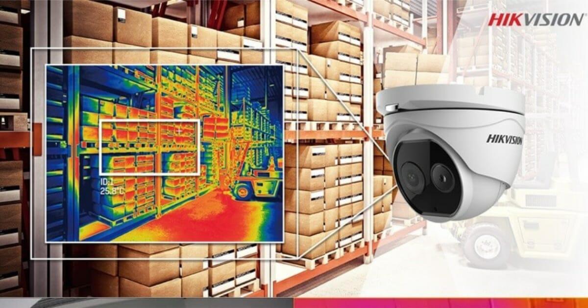 Thermal คือเทคโนโลยีกล้องตรวจจับความร้อน