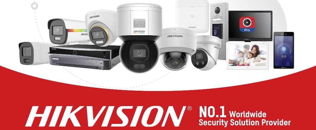 MSC CCTV Hikvision